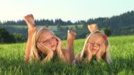 HD: Lying On A Meadow