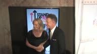 Lyle Lovett Alana Stewart at the Farrah Fawcett Foundation Presents 1st Annual TexMex Fiesta at Wallis Annenberg Center in Beverly Hills in Celebrity...