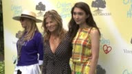 Lysa Heslov Rowan Blanchard and Rosanna Arquette at the Children Mending Hearts 9th Annual Empathy Rocks on June 11 2017 in Los Angeles California