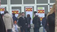 Macedonia votes in an early general election n a bid to end a deep political crisis that has roiled the small Balkan country for nearly two years