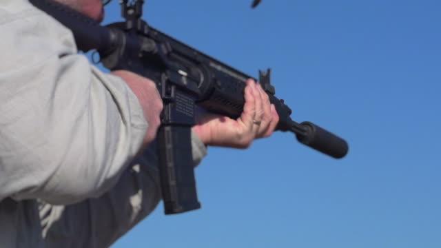 AK 47 Mitragliatrice