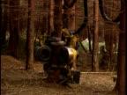 Maschine Sägen Holz (Original PAL