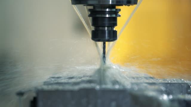 CNC machine.
