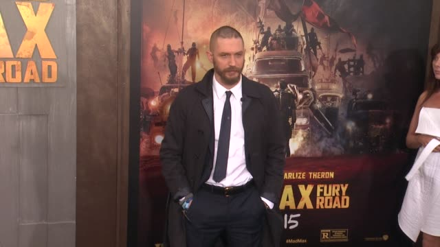 CLEAN 'Mad Max Fury Road' Los Angeles Premiere at TCL Chinese Theatre on May 07 2015 in Hollywood California