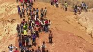 Madagascar : Children in Ilakaka