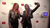 CHYRON Madame Tussauds New York Unveils Figure Of YouTube Sensation Jenna Marbles at Madame Tussauds on October 26 2015 in New York City