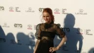 Madelaine Petsch at the 27th Annual Environmental Media Association Awards at Barker Hangar on September 23 2017 in Santa Monica California