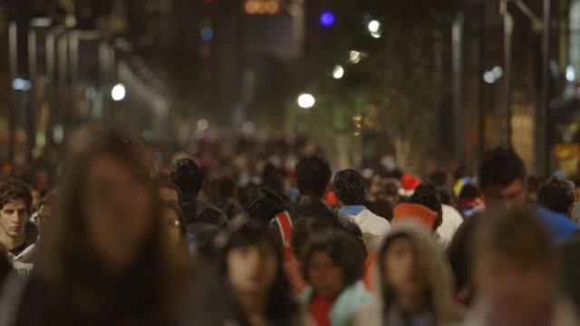 Madero Street in Mexico City