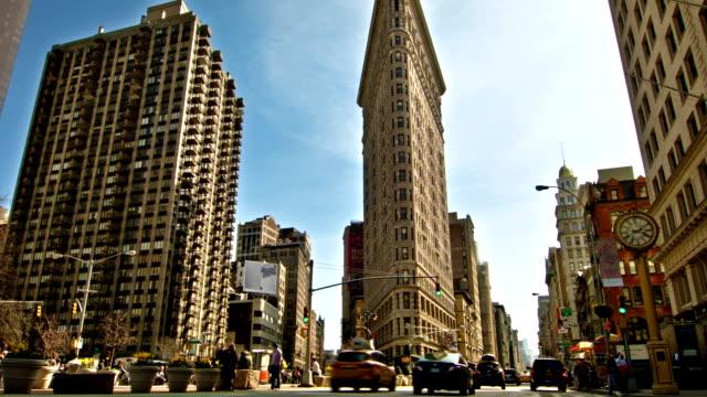 Madison Square Flatiron in NewYork