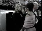 Baby son born/ Hospital controversy EN BONGS B/W Madonna and boyfriend Guy Ritchie LIB