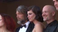 Mads Mikkelsen Anna Mouglalis and Jan Kounen at the Cannes Film Festival 2009 Closing Steps Coco Chanel Igor Stravinsky at Cannes