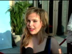 Mae Whitman on 'Arrested Development' getting picked up and on her crush on Ryan Gosling at the 2005 MTV Movie Awards Arrivals at the Shrine...