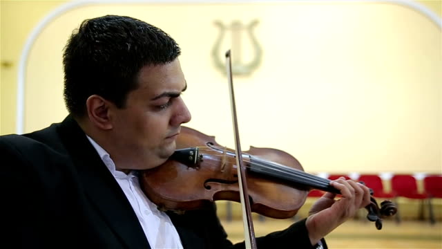 maestro of the violin