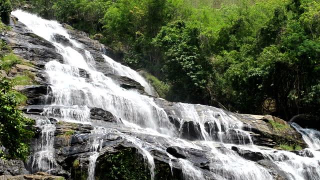 Mae-ya waterfall