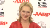 Magazine's 11th Annual Movies For Grownups Awards Gala Beverly Hills CA United States 2/6/12
