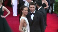 Maggie Q and Dylan McDermott at 'China Through The Looking Glass' Costume Institute Benefit Gala Arrivals at Metropolitan Museum of Art on May 04...