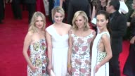 Maggie Q Dianna Agron Tory Burch and Melanie Laurent at 'China Through The Looking Glass' Costume Institute Benefit Gala Arrivals at Metropolitan...