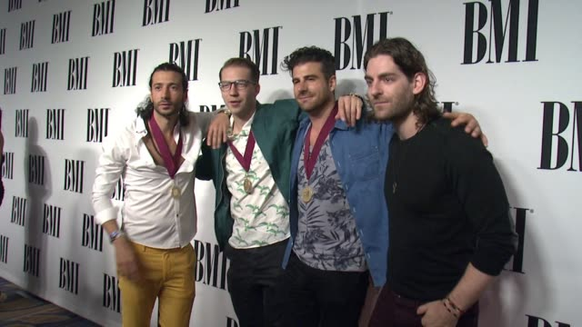 Magic at the 63rd Annual BMI Pop Awards at the Beverly Wilshire Four Seasons Hotel on May 12 2015 in Beverly Hills California