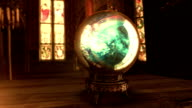 magic glass sphere