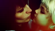 Magic kisses- mummy and me