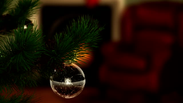 Magical Christmas Tree Ornament