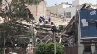 A 71 magnitude earthquake shook Mexico City on Tuesday destroying buildings and causing an unknown number of casualties on the anniversary of a...