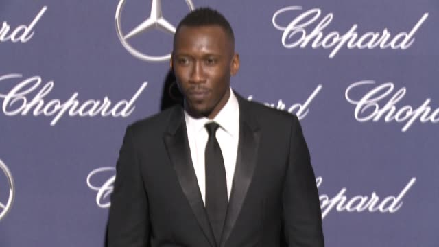 Mahershala Ali at 28th Annual Palm Springs International Film Festival Awards Gala in Los Angeles CA