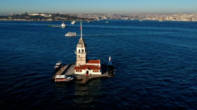 Maiden's Tower, Istanbul, Türkei