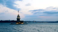 4K: Maiden's Tower, Time Lapse