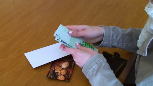 Mailing Money