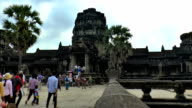 Main Entrance - Angkor Wat, Cambodia