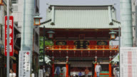 WS Main gate of entrance of Shrine / Tokyo, Tokyo-to, Japan