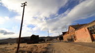 Main Street in Ghost Town