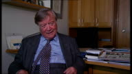 Kenneth Clarke interview Clarke interview SOT prefer Parliamentary democracy to referendums / on Scottish referendum huge risk / on Lord Hill...