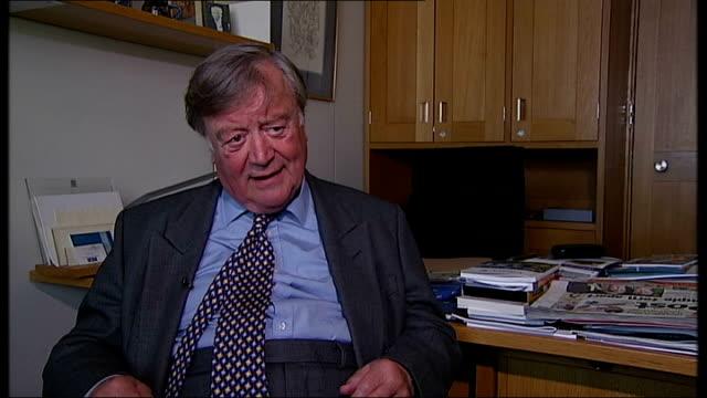 Kenneth Clarke interview Clarke interview SOT prefer Parliamentary democracy to referendums / on Scottish referendum huge risk / on Lord Hill...