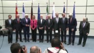 Major powers clinch a historic deal aimed at ensuring Iran does not obtain the nuclear bomb opening up Tehran's stricken economy and potentially...
