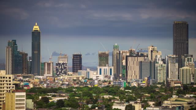Makati, Manila - Time Lapse