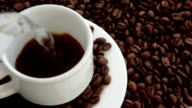 Make a cup of delicious coffee