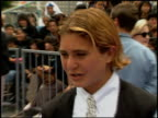 Malachi Pearson at the 'Casper' Premiere at Universal in Universal City California on May 21 1995