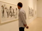 Jorge Zapata American artist Richard Prince has put on display at the Picasso Museum in Malaga 116 previously unseen works of art including paintings...