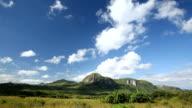 Malawi Mountain scenery