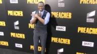 Malcolm Barrett at the Premiere Of AMC's 'Preacher' Season 2 on June 20 2017 in Los Angeles California