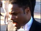 MalcolmJamal Warner at the NAACP Image Awards at Pasadena Civic Auditorium in Pasadena California on April 6 1996