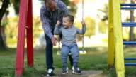 Male babysitter
