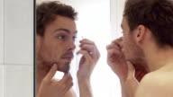 Male grooming    HE
