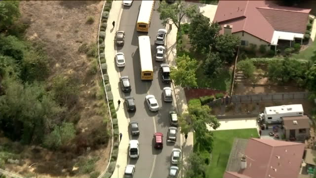 KTLA A male parent is holding a teacher hostage inside an elementary school in Riverside The incident was occurring at Castle View Elementary School...