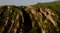 AERIAL Malibu hills, California, USA