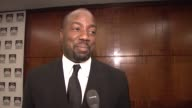 Malik Yoba on what brings him out tonight what it is about this mission that made him get involved and his thoughts on Janet Jackson receiving an...