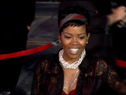 Malinda Williams at the 'Get Rich or Die Tryin' World Premiere at Grauman's Chinese Theatre in Hollywood California on November 2 2005