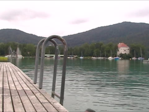 Man comming out of the water